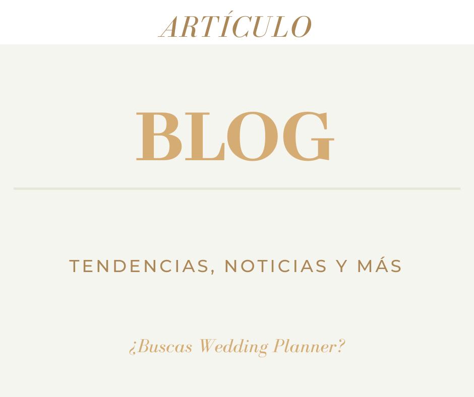 blog de noticias de bodas